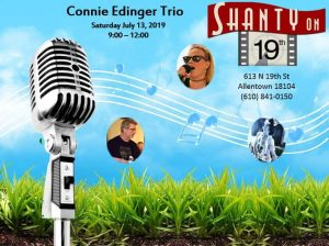 Connie Edinger Duo @ The Shanty On 19th